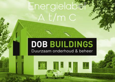 DOB Label Green