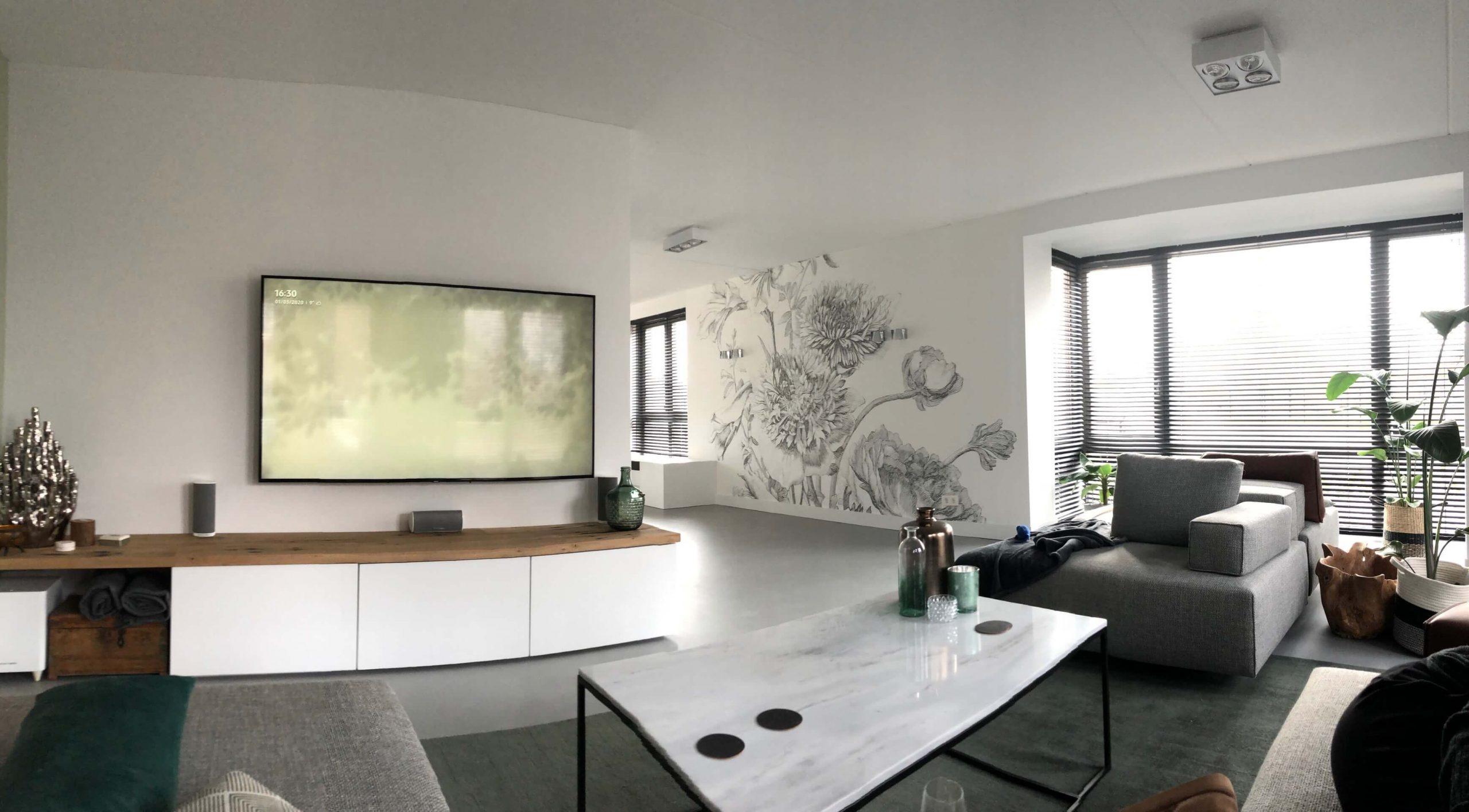 Vloerrenovatie woning Prinsenbeek